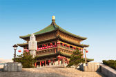 Bell Tower in Xian, China — Stock Photo