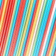 Color straws as background — Stock Photo #2258661