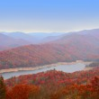 Autumn in Great Smoky Mountains — Stock Photo