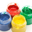 Finger paints — Stock Photo #2259892