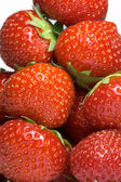 Pile of strawberry — Stock Photo
