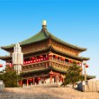Bell Tower in Xi'an, China — Stock Photo