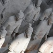 Stock Photo: Terracotarmy, Xian, China