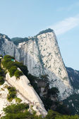 Sacred mountain Huashan, China — Stock Photo