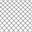 Wired fence - Stock Vector