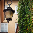 Street lamp - vintage - Stock Photo