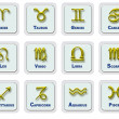 Zodiac signs — Stock Photo #2282922