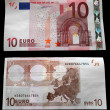 Euro banknotes — Stock Photo #2312796