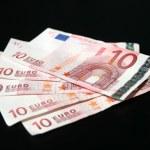 Euro banknotes — Stock Photo #2312888