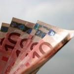 Euro banknotes — Stock Photo #2312930
