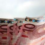 Euro banknotes — Stock Photo #2312938