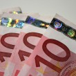 Euro banknotes — Stock Photo #2312943