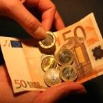 Euro banknotes — Stock Photo #2312946