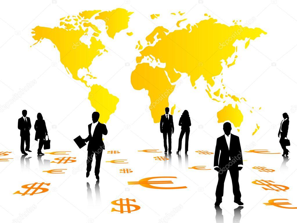 Business concept — Stock Vector © jelenadj #2582291