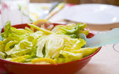 Fennel salad with lemon — Stock Photo