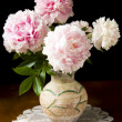 Still-life with peony — Stock Photo #2377081
