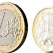 Stock Photo: Slovak EURO