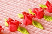 Pink torte — Stock Photo