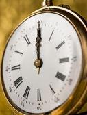 Vieille horloge vintage — Photo