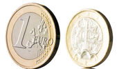 Slovak EURO — Stock Photo