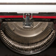 Stock Photo: Old typewriter
