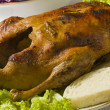 Roast duck — Stock Photo