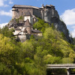 Orava castle (Slovakia) — Stock Photo