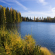 Mountain lake — Stock Photo #2395799