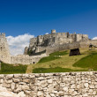Stock Photo: Castle in central Europe