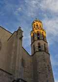 Basilica Santa Maria del Mar — Stock Photo