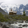Orthodox chapel in Altai mountains — Stock Photo #2522470