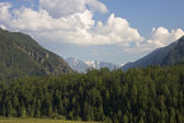 Altai landscape — Stock Photo