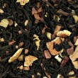 Stock Photo: Black tewith dried fruit