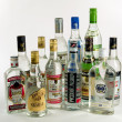 Wine Vodka - Stock Photo