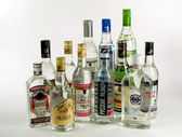 Wine Vodka — Stock Photo