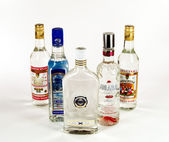 Wine Vodka — Stock Photo
