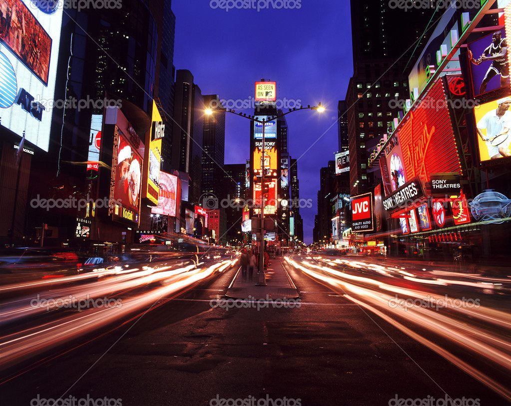 City Twilight — Foto de Stock   #2272584