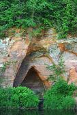 Cave — Stockfoto