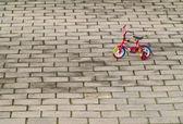 Children bike — Stock Photo
