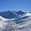 Rila mountains in Borovets, Bulgaria — Stock Photo #2453847