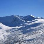 Rila mountains in Borovets, Bulgaria — Stock Photo