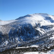 Rila mountains in Borovets, Bulgaria — Stock Photo