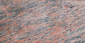 Red and black granite / marble texture — 图库照片