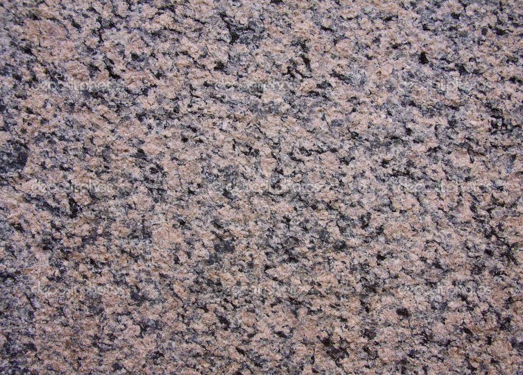 Red And Black Granite : Pink and black granite marble texture — stock photo