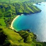 Taupo bay, Nya Zeeland — Stockfoto