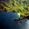 Stock Photo: Aerial View of Northland, New Zealand