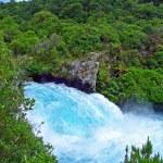 Huka Falls, Waikato River, New Zealand — Stock Photo