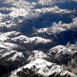Aerial view of Mountain Range — Stock Photo #2270891