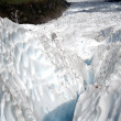 Fox Glacier, New Zealand — Stock Photo