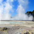 Stock Photo: Waiotapu Thermal Reserve, New Zealand
